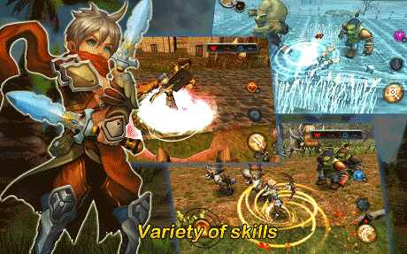 3d mo rpg heaven sword ii v1 6 2 apk for android