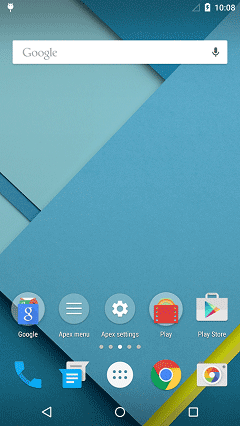 Apex Launcher 4 7 2 Apk + Mod for Android