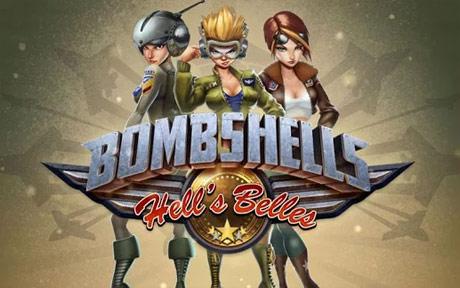 BOMBSHELLS HELL'S BELLES