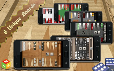Backgammon Masters Free