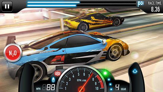 دانلود بازی CSR Racing نسخه مود شده و دیتا
