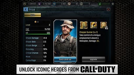 call of duty android apk obb download
