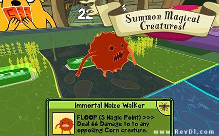 Card Wars - Adventure Time Apk+MOD(Gems)+Data v1.11.0