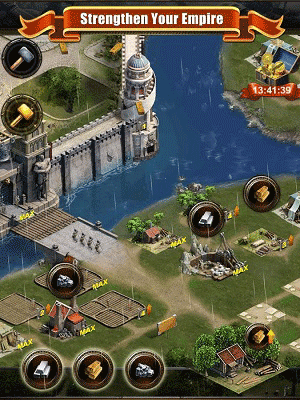 clash of kings mod apk unlimited gold download