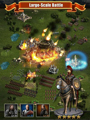 Clash of Kings 5 02 0 Apk + Mod Android download