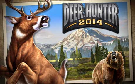 Why play Deer Hunter 2014 on Bluestacks?