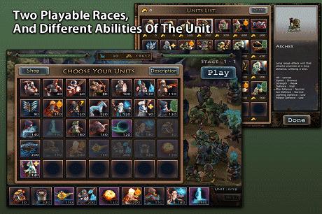 download game empire vs orcs mod apk