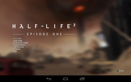 Half-Life 2 Episode One apk + Data v50 android