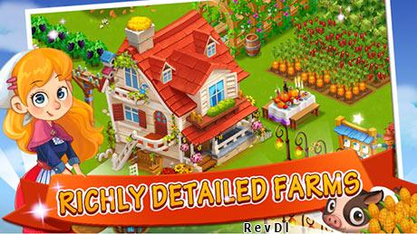 Happy Farm Candy Day