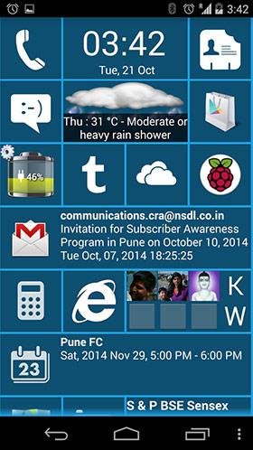Home8 like Windows 8 launcher