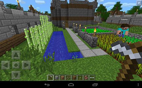 Minecraft – Pocket Edition 1.2.5.0 Apk + Mod (Mega Mod) Final Full Version