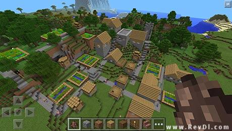 Minecraft – Pocket Edition APK + MOD (Immortality) MEGA MOD