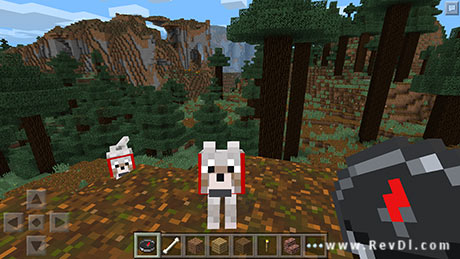 Minecraft – Pocket Edition v0.17.0.1 APK + MOD (Immortality) MEGA MOD ( Amazon ) Terbaru Gratis