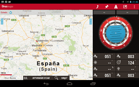OruxMaps Donate 7 5 7 Apk Paid for Android