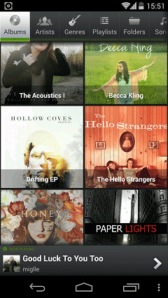 PlayerPro Music Player 5 3 Apk for Android + Mod