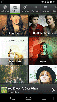 PlayerPro Music Player 5 2 Apk for Android + Mod