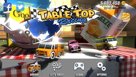 Table Top Racing Premium