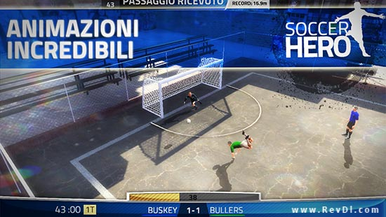 Soccer Hero Apk + MOD 2 23 For Android | Downlaod Android