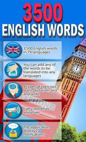 3500 English Words