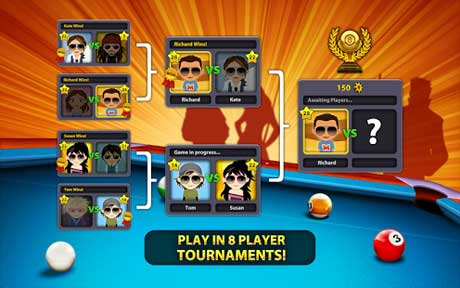 8 Ball Pool 4 5 2 Apk + Mod (Extended Stick Guideline) + Mega android