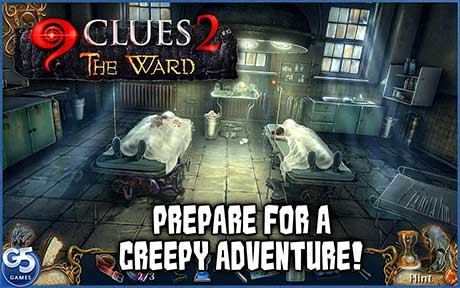 9 Clues The Ward