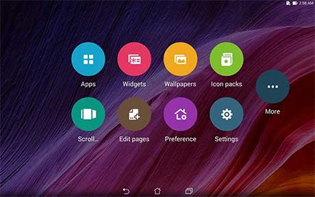 ASUS Launcher 4 5 2 2 Apk for android