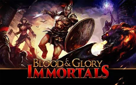 download blood and glory legend mod apk data