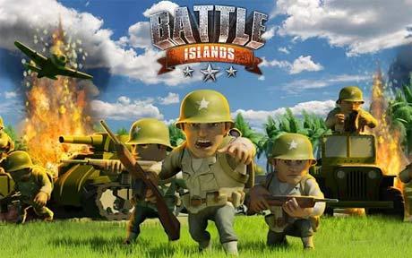 Battle Islands v2.7 Apk + Mod Android