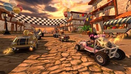 Beach Buggy Racing Mod Money + Apk 1.2.17 Terbaru