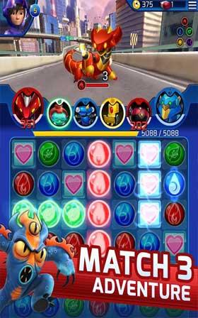 Big Hero 6 Bot Fight
