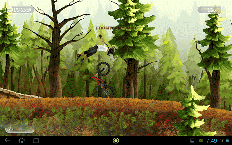 Moto X Mayhem Free APK Free Racing Android Game download - Appraw