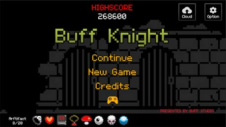 Buff Knight RPG Runner