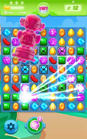 Candy Crush Jelly Saga 2 24 22 apk Mod (Unlimited) android