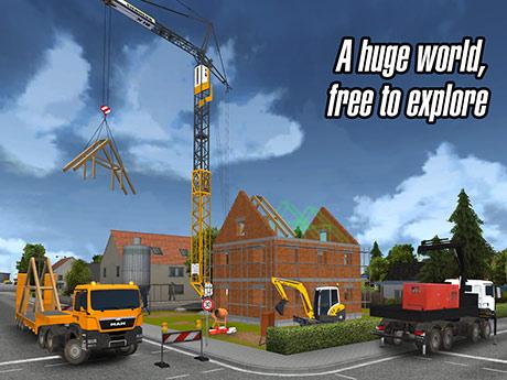construction simulator 2015 download mega
