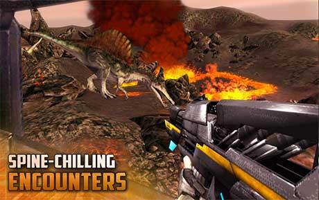 DINO GUNSHIP Hunter Pro