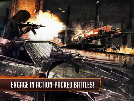 Death Race The Game