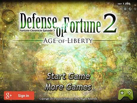 Defense of Fortune 2