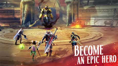 Eternity Warriors 4 V1 3 0 Apk Mod Data Android
