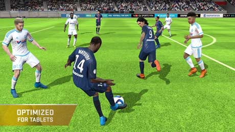 FIFA 16 Ultimate Team v3 2 113645 Apk + mod + Data