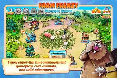 Farm Frenzy Hurricane Season