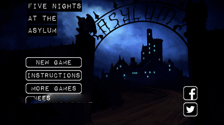 Five Nights at the Asylum v1 3 Apk + Mod for Android