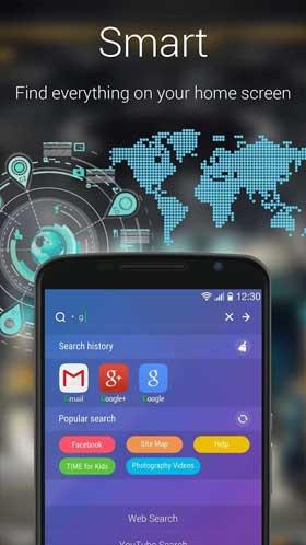 GO Launcher Z Prime VIP 3 19 Apk Full + Premium Theme android