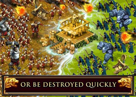 Game of War Fire Age