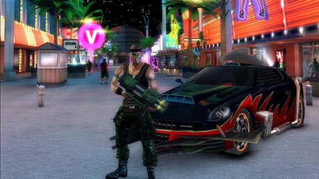 Gangstar Vegas - mafia game Screenshots 4