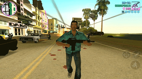 Grand Theft Auto Vice City 1 09 Apk full + Mod + Data Android