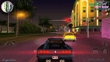 [Android] Grand Theft Auto - Vice City v 1 3 [Action, QVGA+
