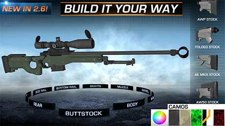 Gun builder elite hack apk unlock weapons youtube.