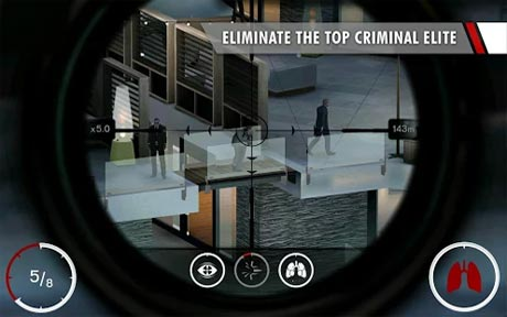 hitman sniper mega mod apk all guns unlocked