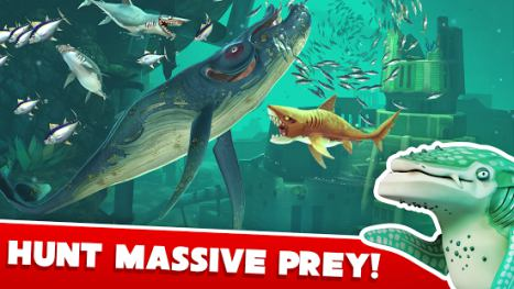 Hungry Shark World 3 5 0 Apk + Mod Money + Data Android