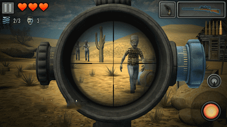 Last Hope - Zombie Sniper 3D v5.13 Apk + Mod for Android
